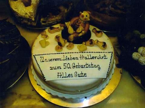 mini-Kuchen Hallerwirt