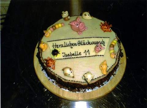 mini-Kuchen Isabelle