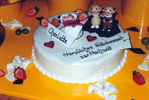 mini-Torte Charlotte