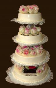 4-Stock Torte