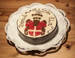 Torte,Lambertusschützen,Hochzeit