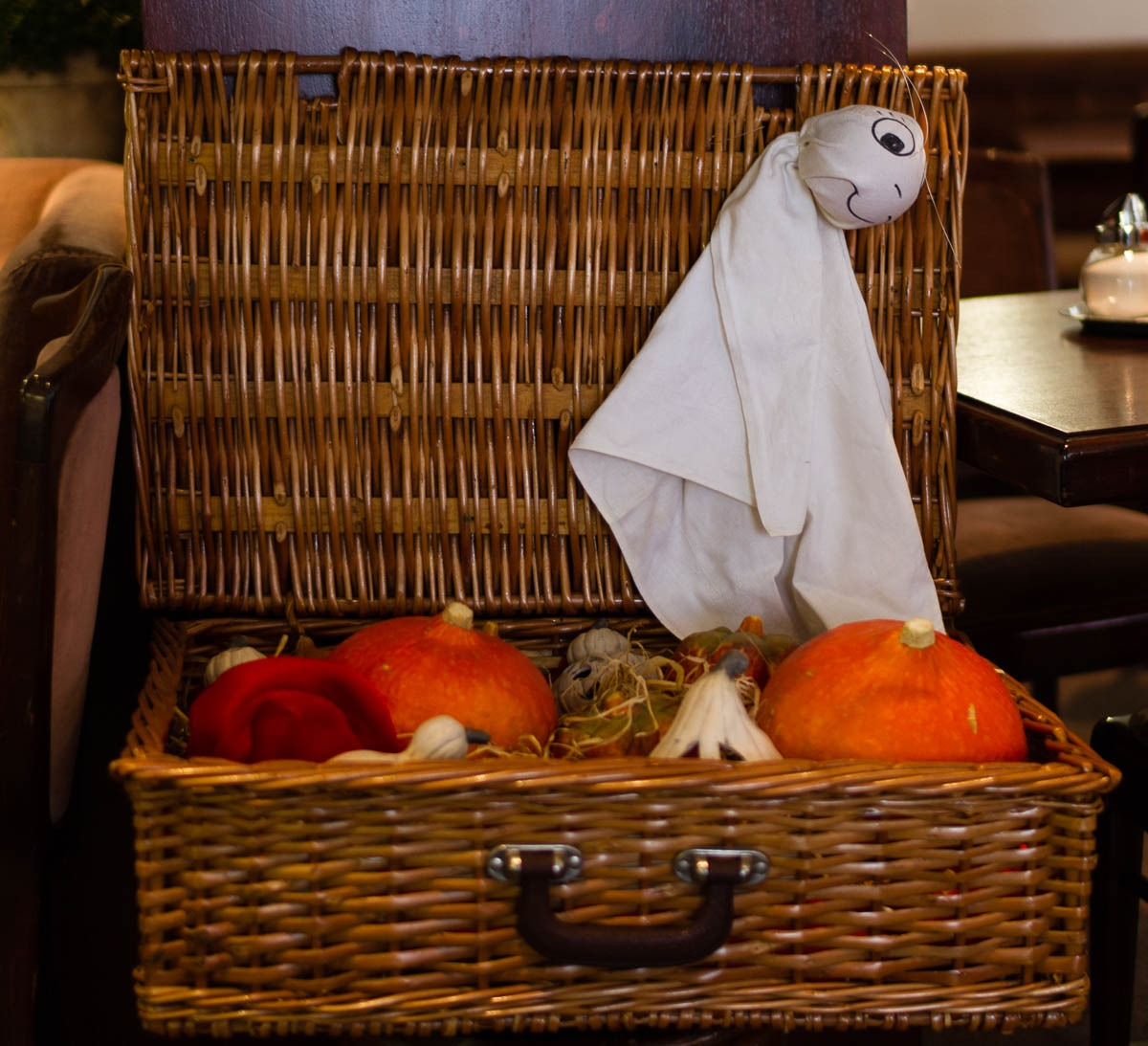 Foto vom Cafe am Roten Haus zu Happy Halloween