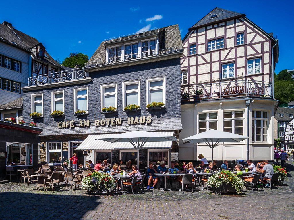 Sonnenterrasse Cafè Am Roten Haus